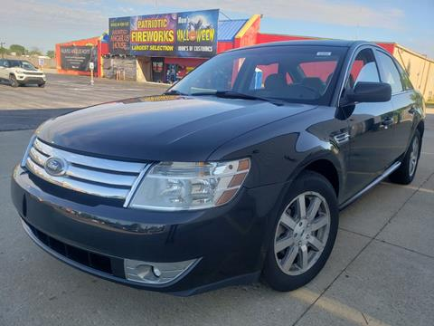 2009 Ford Taurus for sale at Speedy Auto Sales in Indianapolis IN