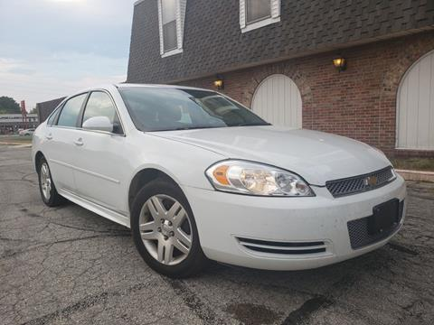 2013 Chevrolet Impala for sale in Indianapolis, IN