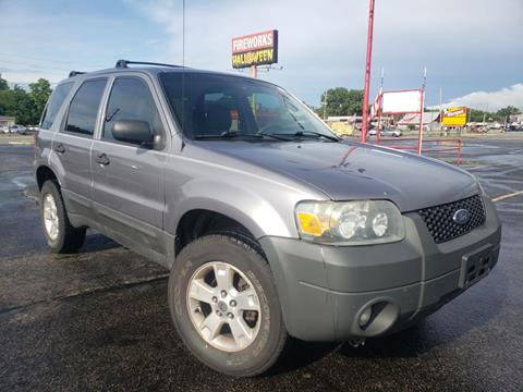 2007 Ford Escape for sale at Speedy Auto Sales in Indianapolis IN
