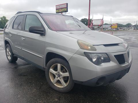 2004 Pontiac Aztek for sale at Speedy Auto Sales in Indianapolis IN