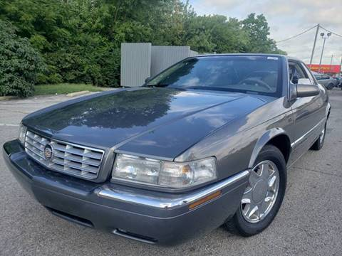 1999 Cadillac Eldorado for sale at Speedy Auto Sales in Indianapolis IN