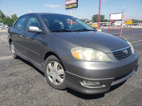 2005 Toyota Corolla for sale at Speedy Auto Sales in Indianapolis IN