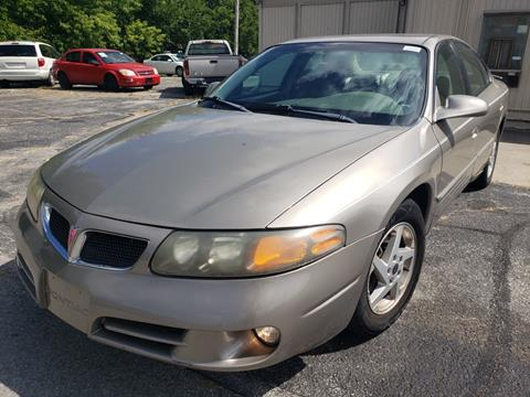 2004 Pontiac Bonneville for sale at Speedy Auto Sales in Indianapolis IN