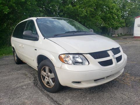 2006 Dodge Grand Caravan for sale at Speedy Auto Sales in Indianapolis IN