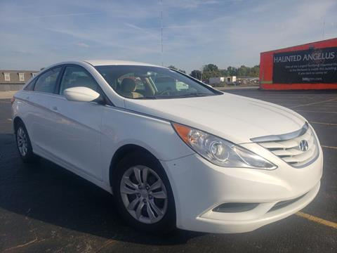 2013 Hyundai Sonata for sale at Speedy Auto Sales in Indianapolis IN