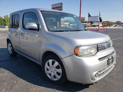 2009 Nissan cube for sale at speedy auto sales in Indianapolis IN