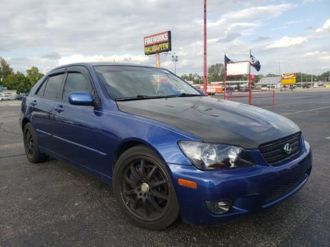 2003 Lexus IS 300 for sale at Speedy Auto Sales in Indianapolis IN