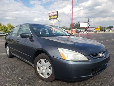 2005 Honda Accord for sale at Speedy Auto Sales in Indianapolis IN