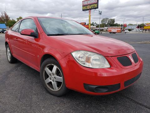 2007 Pontiac G5 for sale at Speedy Auto Sales in Indianapolis IN