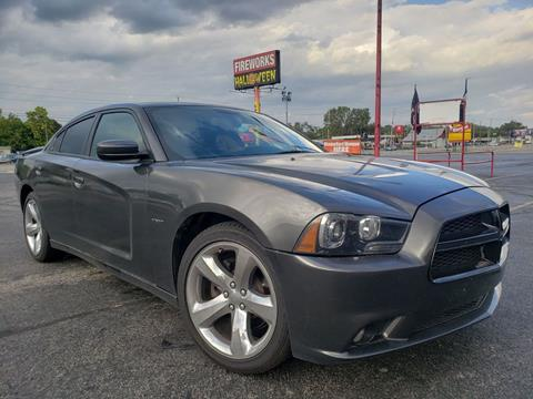 2014 Dodge Charger for sale at Speedy Auto Sales in Indianapolis IN