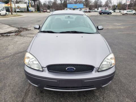 2007 Ford Taurus for sale at Speedy Auto Sales in Indianapolis IN