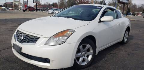 2008 Nissan Altima for sale at Speedy Auto Sales in Indianapolis IN
