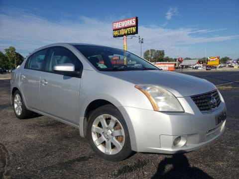 2008 Nissan Sentra for sale at Speedy Auto Sales in Indianapolis IN