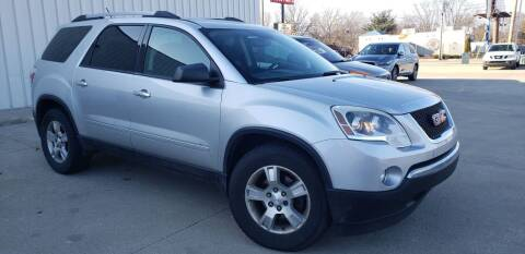 2011 GMC Acadia for sale at Speedy Auto Sales in Indianapolis IN