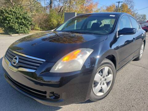 2007 Nissan Altima for sale at Speedy Auto Sales in Indianapolis IN