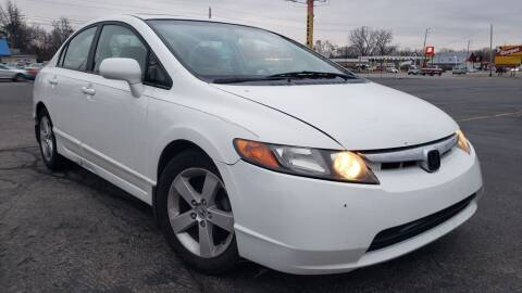 2008 Honda Civic for sale at Speedy Auto Sales in Indianapolis IN