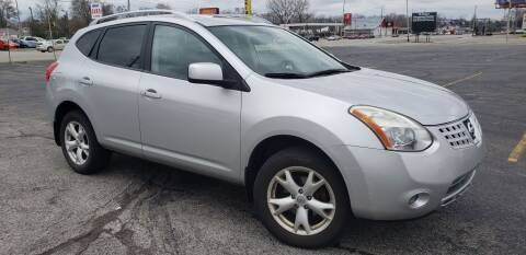 2009 Nissan Rogue for sale at Speedy Auto Sales in Indianapolis IN