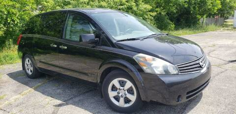 2008 Nissan Quest for sale at Speedy Auto Sales in Indianapolis IN