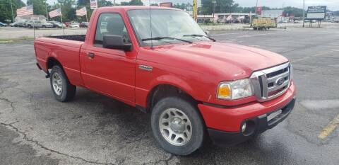 2011 Ford Ranger for sale at Speedy Auto Sales in Indianapolis IN