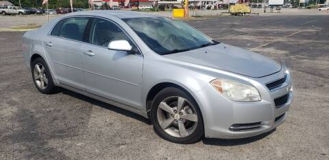 2011 Chevrolet Malibu for sale at Speedy Auto Sales in Indianapolis IN