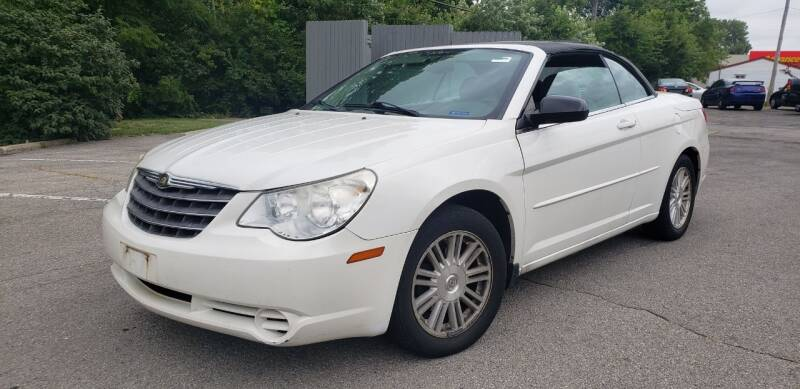 2008 Chrysler Sebring for sale at Speedy Auto Sales in Indianapolis IN