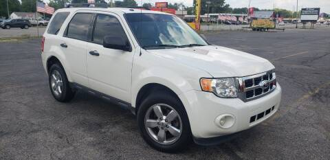 2012 Ford Escape for sale at Speedy Auto Sales in Indianapolis IN