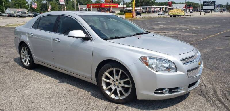 2010 Chevrolet Malibu for sale at Speedy Auto Sales in Indianapolis IN