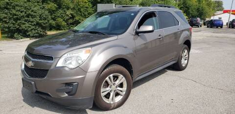 2012 Chevrolet Equinox for sale at Speedy Auto Sales in Indianapolis IN