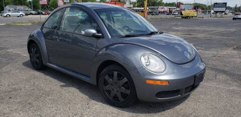 2007 Volkswagen New Beetle for sale at Speedy Auto Sales in Indianapolis IN