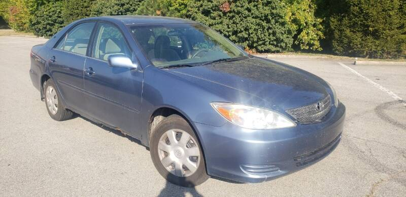 2003 Toyota Camry for sale at Speedy Auto Sales in Indianapolis IN