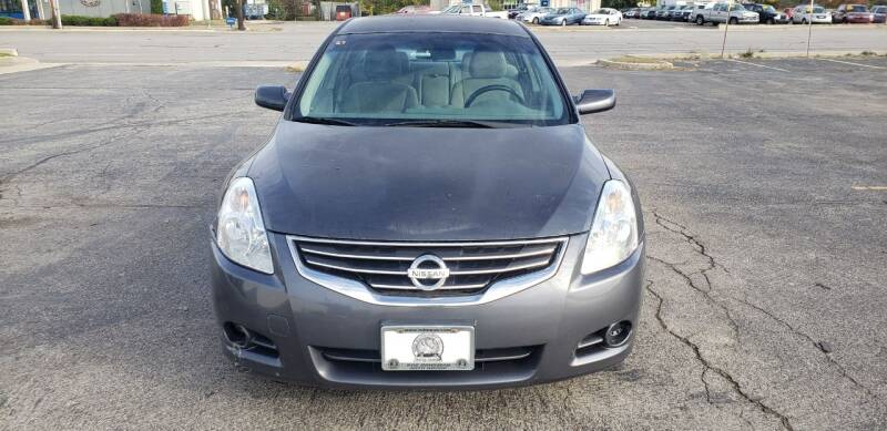 2010 Nissan Altima for sale at Speedy Auto Sales in Indianapolis IN