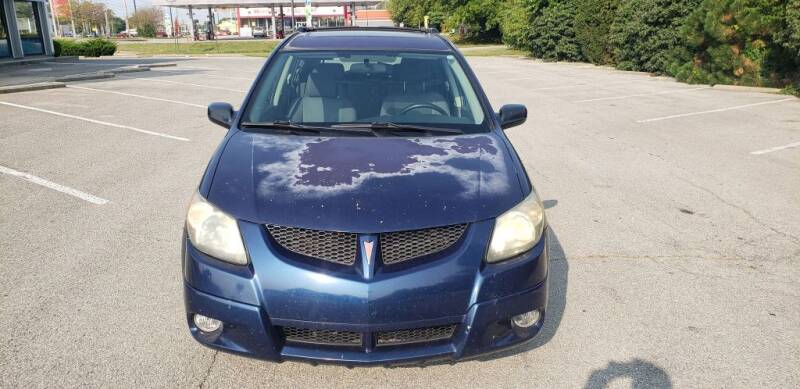 2004 Pontiac Vibe for sale at Speedy Auto Sales in Indianapolis IN