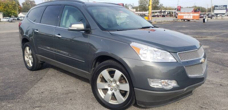 2011 Chevrolet Traverse for sale at Speedy Auto Sales in Indianapolis IN