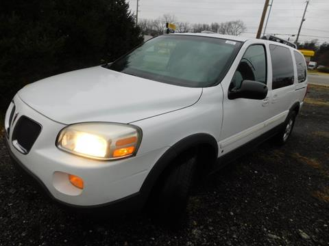 2006 Pontiac Montana SV6 for sale in Indianapolis, IN