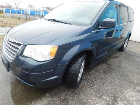 2008 Chrysler Town and Country for sale at Safeway Auto Sales in Indianapolis IN