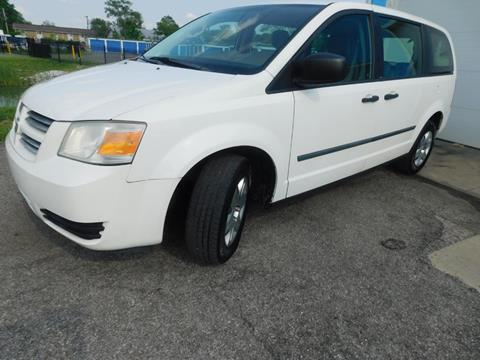 2008 Dodge Grand Caravan for sale at Safeway Auto Sales in Indianapolis IN
