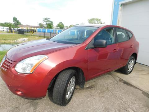 2009 Nissan Rogue for sale at Safeway Auto Sales in Indianapolis IN