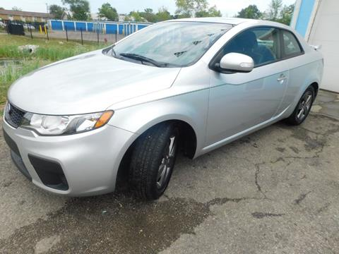 2010 Kia Forte Koup for sale in Indianapolis, IN