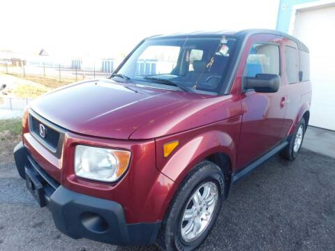 2006 Honda Element EX-P for sale at Safeway Auto Sales in Indianapolis IN