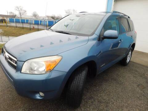 2007 Toyota RAV4 Limited for sale at Safeway Auto Sales in Indianapolis IN