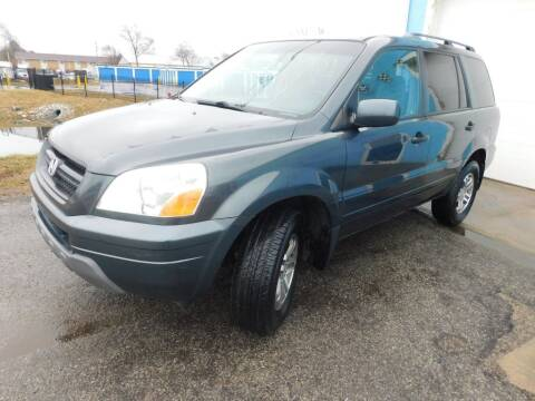 2004 Honda Pilot for sale at Safeway Auto Sales in Indianapolis IN