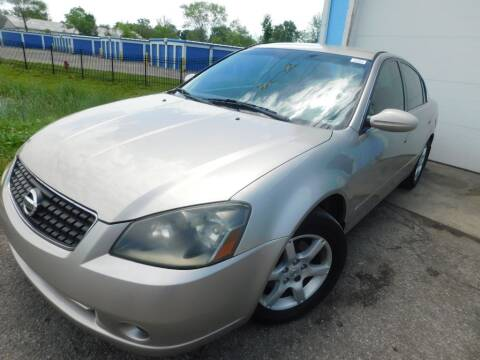 2006 Nissan Altima for sale at Safeway Auto Sales in Indianapolis IN