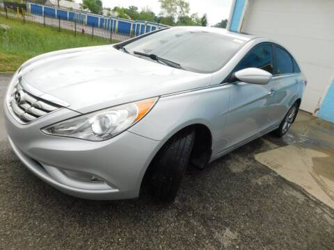 2012 Hyundai Sonata for sale at Safeway Auto Sales in Indianapolis IN