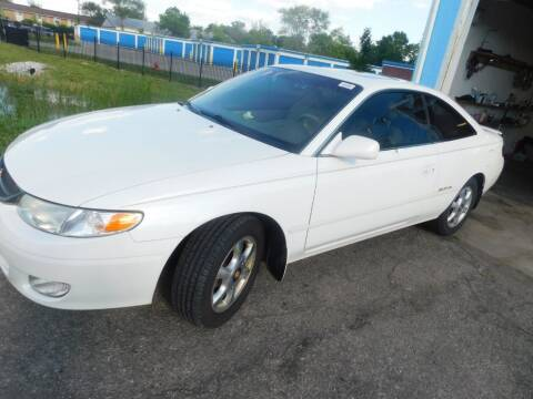 2001 Toyota Camry Solara for sale at Safeway Auto Sales in Indianapolis IN