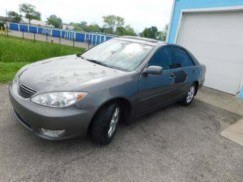 2005 Toyota Camry for sale at Safeway Auto Sales in Indianapolis IN