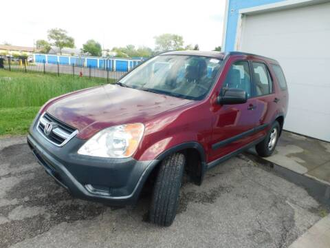 2003 Honda CR-V for sale at Safeway Auto Sales in Indianapolis IN