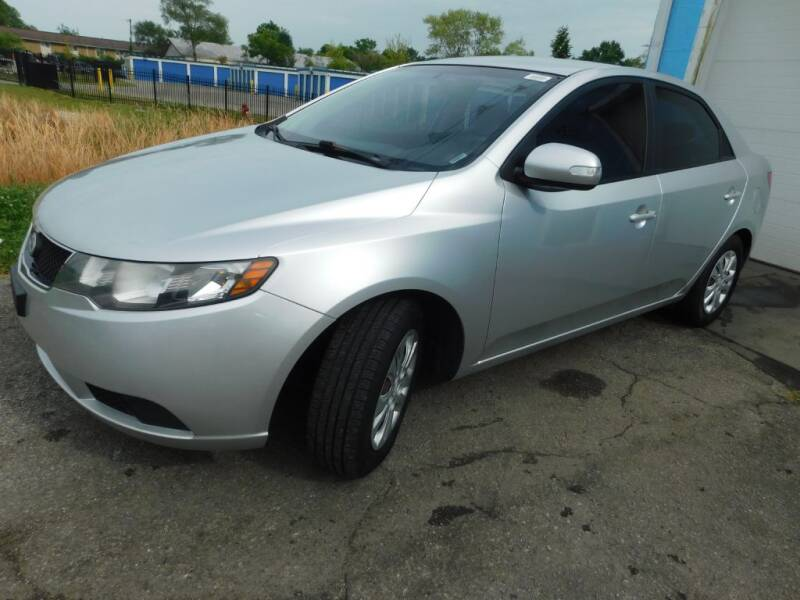 2010 Kia Forte for sale at Safeway Auto Sales in Indianapolis IN
