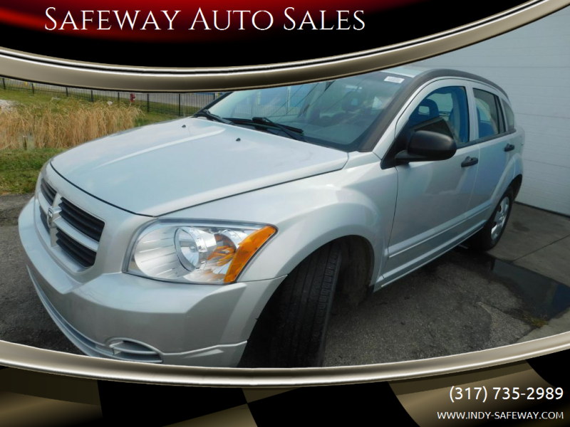 2007 Dodge Caliber for sale at Safeway Auto Sales in Indianapolis IN