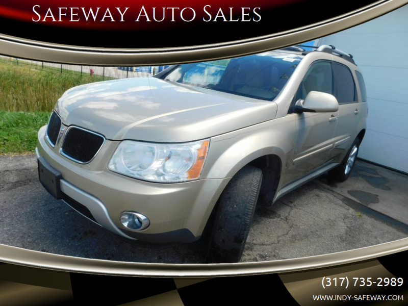 2006 Pontiac Torrent for sale at Safeway Auto Sales in Indianapolis IN