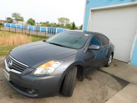 2007 Nissan Altima for sale at Safeway Auto Sales in Indianapolis IN